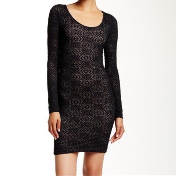 fca9afd037c9 BCBG Diamond Lace Bodycon Dress in Black. BCBGMaxAzria.  M_5cb4c577138e1811bd5d2cfe. M_5cb4c57a26219f5e6fc2c3f6.  M_5cb4c57babe1ce570ec682fa